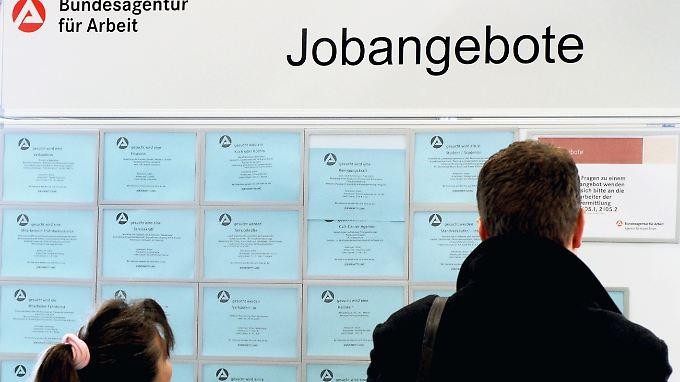 Ein neuer Job bedeutet nicht automatisch ein gutes Auskommen.