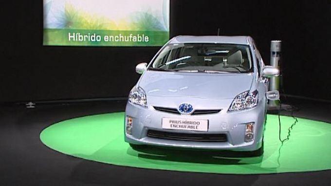 Motor Show in Barcelona: Ganz im Zeichen alternativer Antriebe