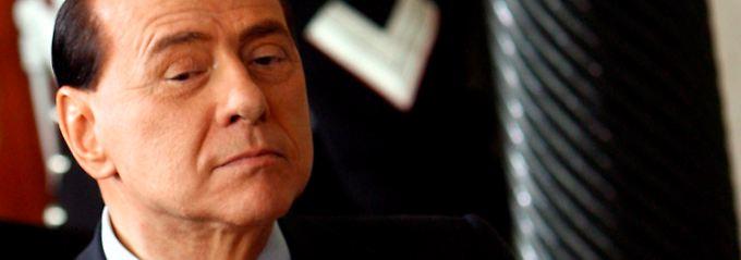 Steht unter anderem wegen Amtsmissbrauch vor Gericht: Silvio Berlusconi.
