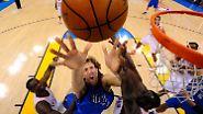Dem NBA-Finale so nah: Drei Matchbälle für Dirk Nowitzki
