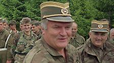 """Ratko Mladic ist gefasst: Der """"Schlächter vom Balkan"""""""