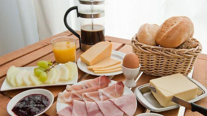 Ein gutes Frühstück sollte man sich nicht nur am Wochenende gönnen.