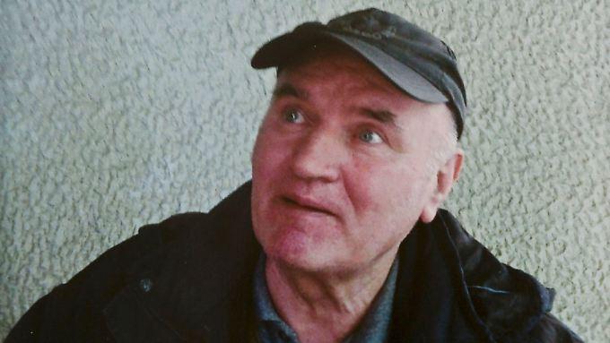 So sieht Mladic heute aus.