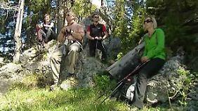 Abenteuer Outdoor: Richtig gerüstet macht Wandern Spaß