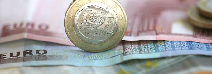 Der Infaltionsdruck in der Eurozone sinkt, Preisstabilität ist aber nicht gewährleistet.