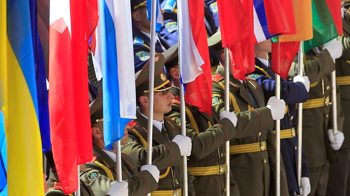 Das offizielle Leben in Weißrussland folgt einer strengen Ordnung.