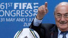 Geld schlägt Moral, schon wieder: Die Fifa hat weiter die Blattern
