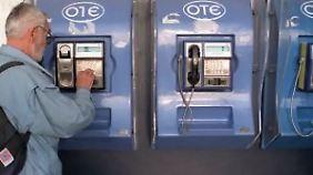 Bei Telefongesellschaft OTE zugeschlagen: Telekom kauft griechisches Tafelsilber