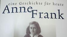 """Tagebuch aus dem """"Achterhuis"""": Erinnerung an Anne Frank"""
