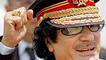 Gaddafi genießt wegen des Ölreichtums seines Landes eine gewisse Narrenfreiheit.