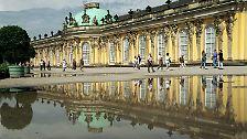 Sorgenlose Schönheit: Schloss und Park Sanssouci