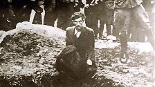 Durchgeführt von Hunderttausenden Deutschen - SS-Männern, Soldaten, willigen Helfern.