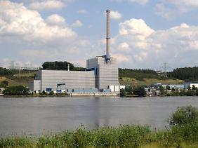 Bald Geschichte: das Atomkraftwerk Krümmel.