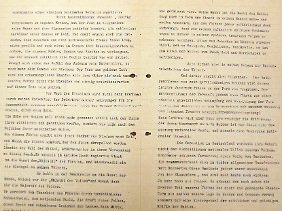 Ab Juli wird der Brief im Wiesenthal-Center ausgestellt.