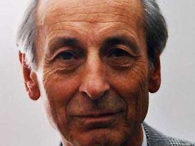 Prof. Heinz Häfner ist Gründer des Zentralinstituts für Seelische Gesundheit in Mannheim.