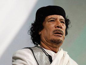 Der Befehl zur sexueller Gewalt soll von Gaddafi persönlich kommen.