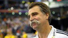 Nach mehr als 14 Jahren als Bundestrainer wird Heiner Brand nun Manager im deutschen Handball-Bund.