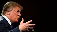 Die schlecht frisierte One-Man-Show: Ehrentag für Donald Trump