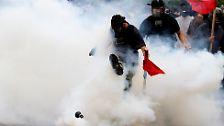 """""""Diebe, Verräter. Wo ist unser Geld geblieben?"""": Griechen randalieren gegen Sparkurs"""