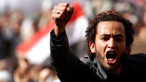 Der arabische Frühling: Der Revolutionsfunke geht um