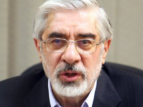 Für viele Iraner und auch den Westen war Mussawi ein Hoffnungsträger.