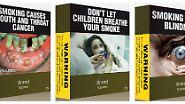 Australien zeigt Ekelbilder: Die abstoßendsten Zigarettenschachteln der Welt