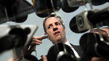 Timothy Geithner (Archivbild).