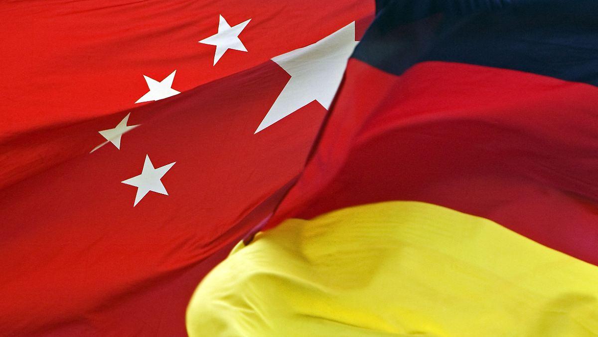 deutschland und das reich der mitte wie wichtig ist china. Black Bedroom Furniture Sets. Home Design Ideas