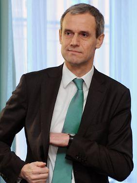 Linke Tasche, rechte Tasche ist für BdB-Manager Michael Kemmer nicht genug.