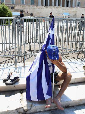 Griechenland braucht Antworten: Wie kommt das Land wieder auf die Beine?