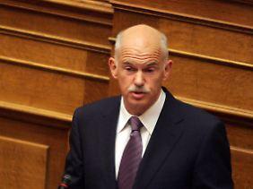 Giorgos Papandreou überspringt eine wichtige Hürde. Doch nun muss das Sparpaket umgesetzt werden.
