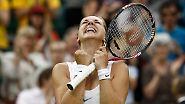 "Großes Tennis mit Sabine Lisicki: ""Doris Becker"" begeistert England"