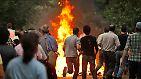 Proteste fordern Tote und Verletzte: Machtkampf tobt in Teherans Straßen