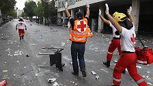 """""""Gegen die Bürger, für Griechenland"""": Krawalle begleiten das griechische """"Ja"""""""