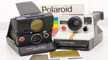 Der Österreicher Florian Kaps will die Polaroid-Produktion wieder aufnehmen.