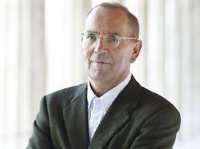 """Jürgen Schreiber war bis 2007 Chefreporter beim Berliner """"Tagesspiegel""""."""