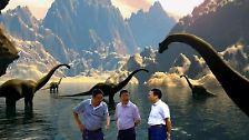 Photoshop macht's möglich: China verspottet schwebende Beamte