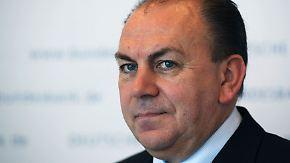Deutsche Bank schaut in die Röhre: Axel Weber wechselt zu UBS