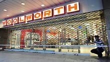 Endlich eine gute Nachricht: Niedrigere Miete für Woolworth
