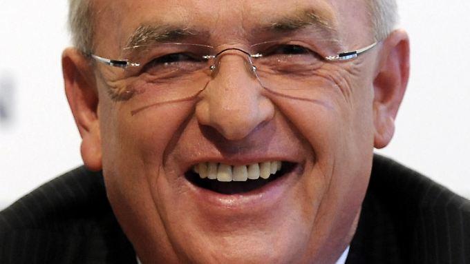 Spitzenverdiener der Dax-Vorstände: Winterkorn hängt Ackermann ab
