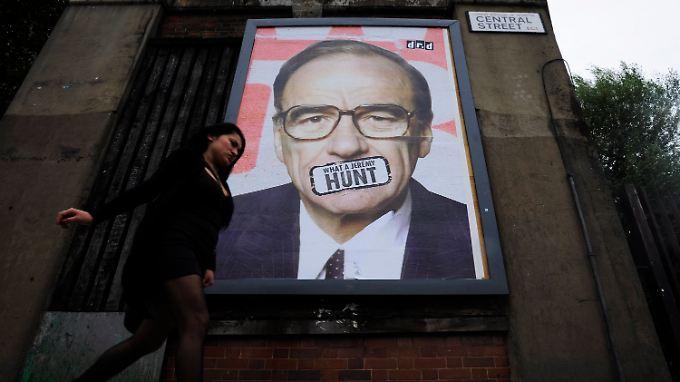 BSkyB-Übernahme abblasen: Parlament stellt sich gegen Murdoch