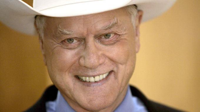 "Larry Hagman ist dabei: US-Kultserie ""Dallas"" kehrt zurück"