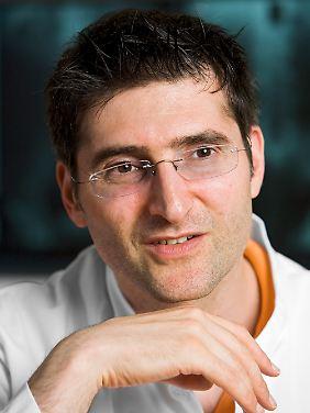 Frank Sommer ist weltweit der erste Professor für Männergesundheit.