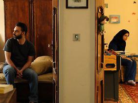 Auch das Verhältnis zwischen Nader und Tochter Termeh (Sarina Farhadi) wird stark belastet.