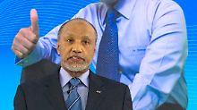 Der Daumen ist gesenkt: Bin Hammam wird ausgeschlossen.
