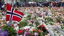 Ein Land im Schock, ein wirrer Täter: Das Blutbad in Norwegen