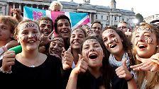 """Testen, testen, testen"": London im Olympia-Countdown"