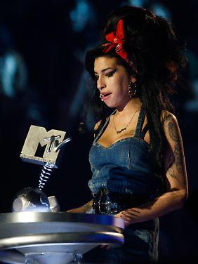 """""""Mit Amy Winehouse habe ich nie gesprochen, möge ihre Seele in Frieden ruhen"""" sagt Backer."""