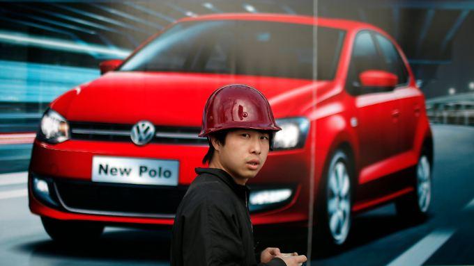 VW fährt der Konkurrenz davon - vor allem in Asien.