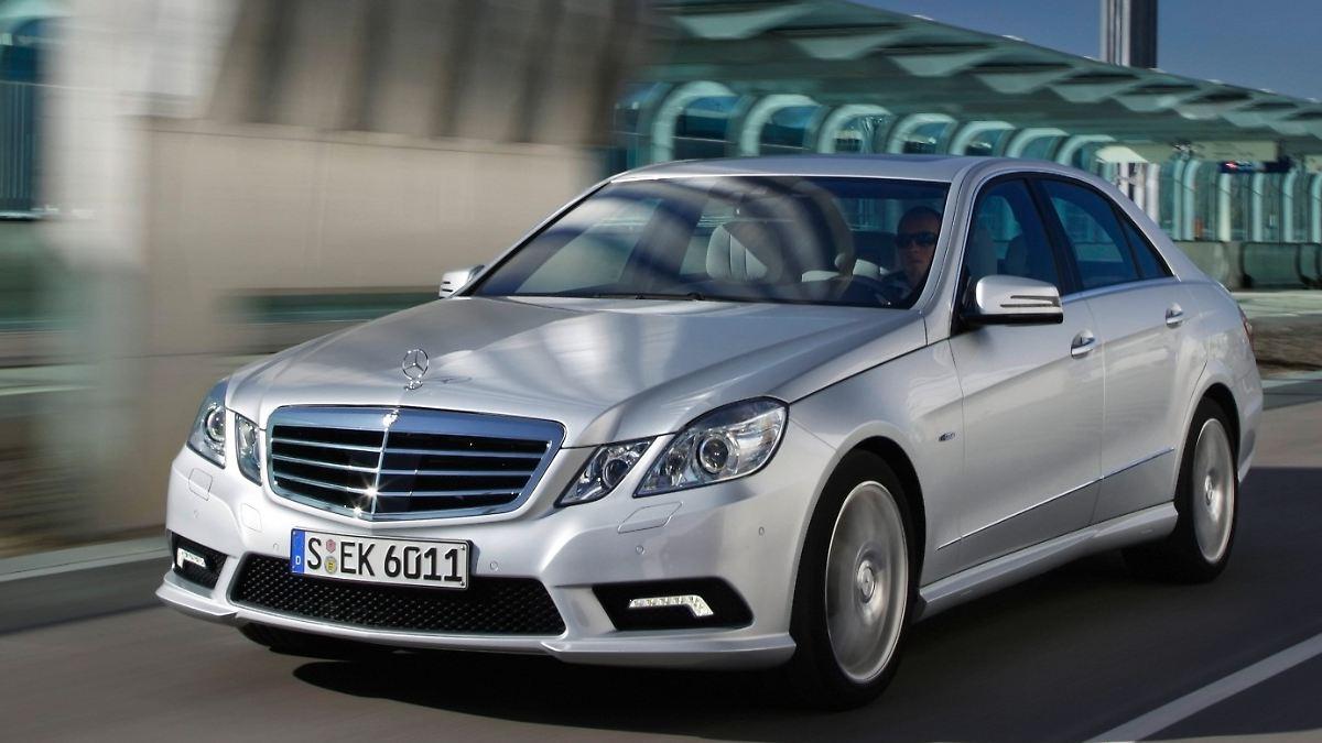Des deutschen liebstes spielzeug starke und teure autos